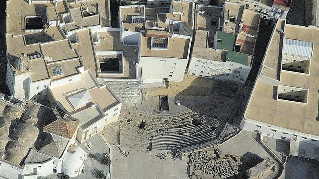 El Centro de Interpretación del Teatro Romano de Cádiz abre por fin sus puertas