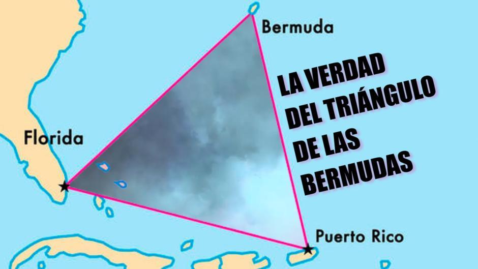 El Triángulo De Las Bermudas Entre El Mito Y La Realidad