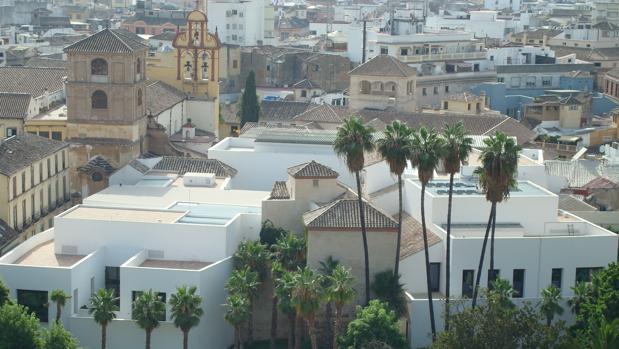 Instalaciones del Museo Picasso en Málaga