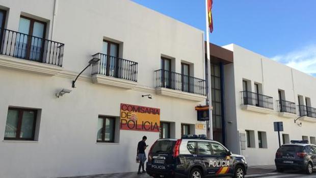 Comisaría de la Policía Nacional de Estepona