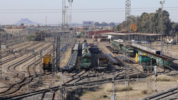 Estación de mercancías de Córdoba