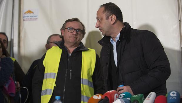 García Vidal explica las razones de los retrasos en el rescate de Julen