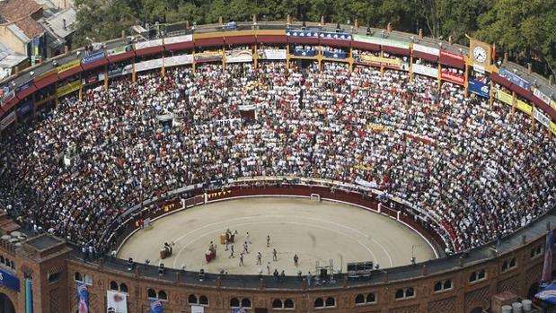 Vuelven los toros a Bogotá