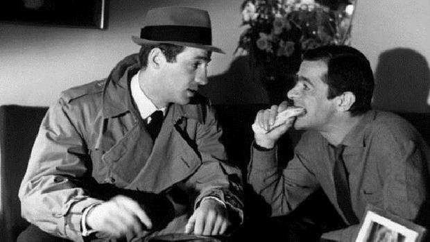 Jean Paul Belmondo protagoniza «El confidente», que se proyecta en el ciclo