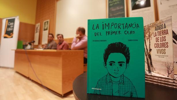 Presentación del libro de Oti Rodríguez Marchante