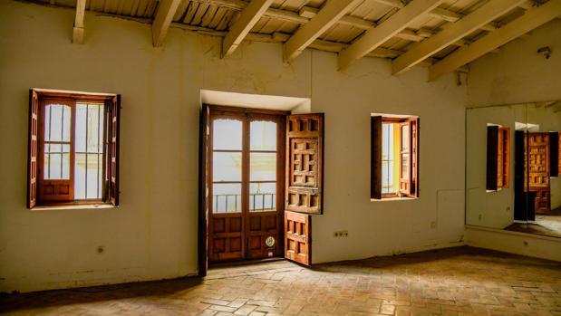 Una de las dependencias de la casa, en la que se cree que pudo nacer Velázquez