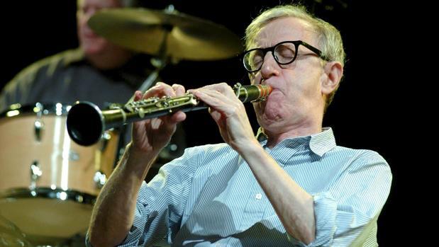 Woody Allen visitará este verano España junto con su banda de jazz
