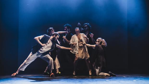 «Hijos de Grecia», el espectáculo inaugural de Clásicos en Alcalá