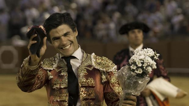 Pablo Aguado ha lsido premiado de nuevo por la Tertulia Taurina Los Toros en la Taberna -