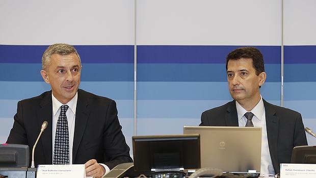 Jesús Ballester y Rafael Doménech