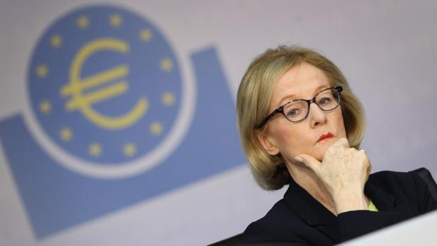 La presidenta del Mecanismo Único de Supervisión (BCE), Danièle Nouy