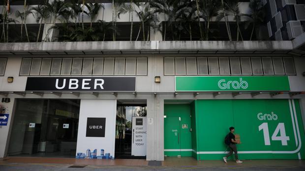 La singapuresa Grab ha comprado Uber en el sudeste de Asia