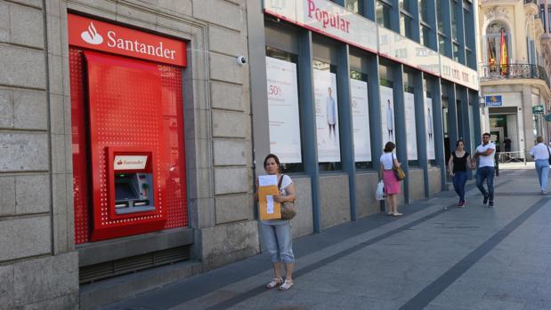 Allianz era socio exclusivo de bancaseguros en el ramo de vida a través de Allianz Popular