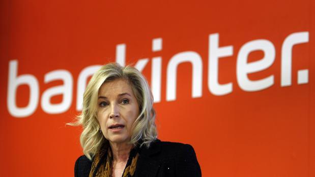 María Dolores Dancausa, CEO Bankinter