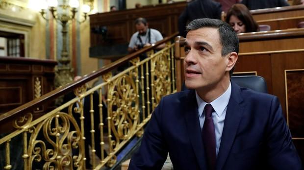 Pedro Sánchez, presidente dle Gobierno