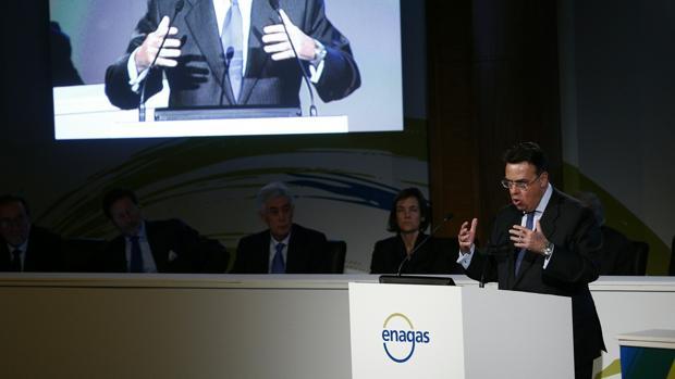 Antonio Llardén, presidente ejecutivo de Enagás