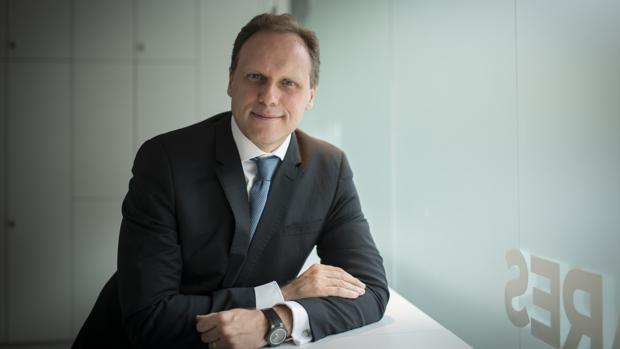 El responsable económica del PP, Daniel Lacalle