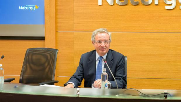 Rafael Villaseca, presidente de la Fundación Naturgy