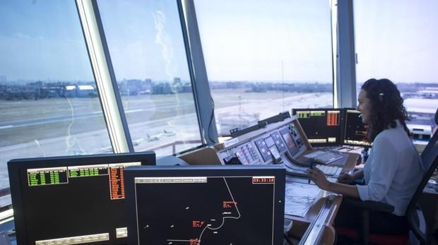 Torres de control de Cuatro Vientos (Madrid)
