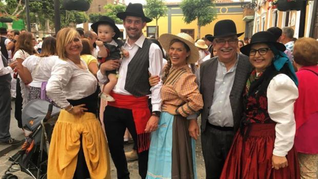 Romeros este sábado en Gáldar, Gran Canaria