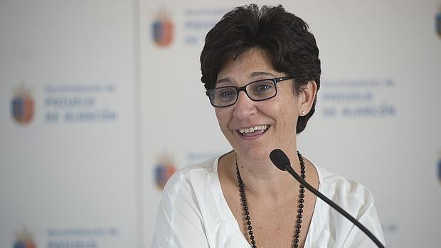Susana Pérez Quislant en una imagen de archivo