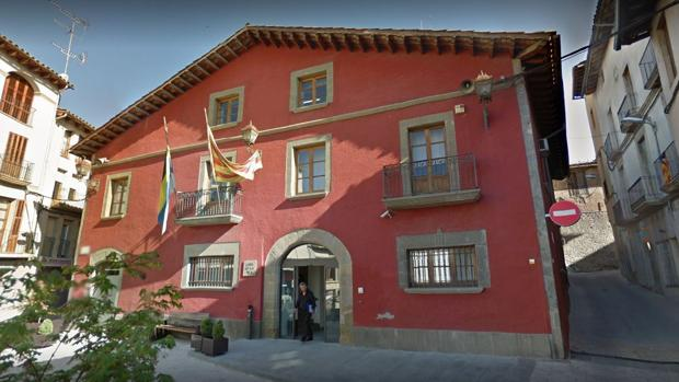 Imagen del Ayuntamiento de San Hipólito de Voltregá
