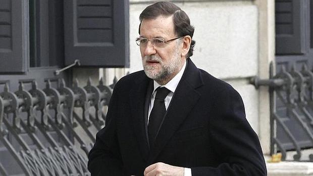 Mariano Rajoy ha sido de los primeros lamentar el fallecimiento de José Manuel Maza