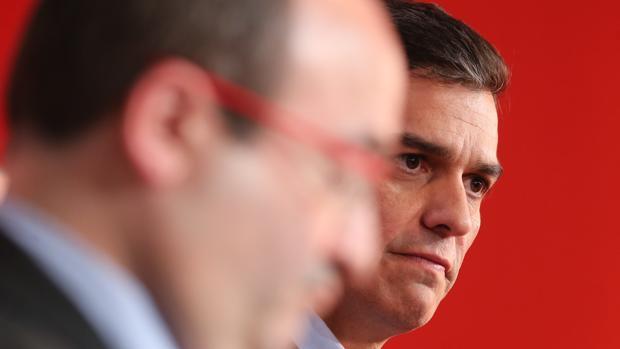 Pedro Sánchez se dejó llevar por un exceso de optimismo con Iceta
