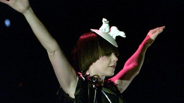 La excéntrica cantante islandesa Björk en un concierto en Madrid será una de los reclamos del Primavera Sound