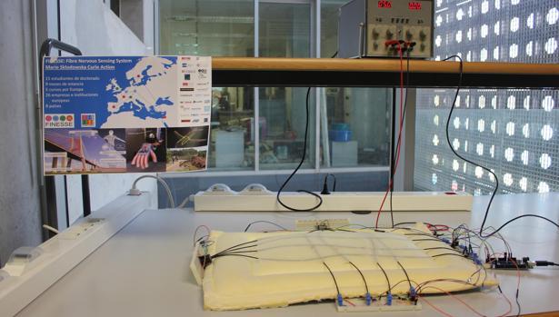 Imagen del dispositivo diseñado por investigadores valencianos