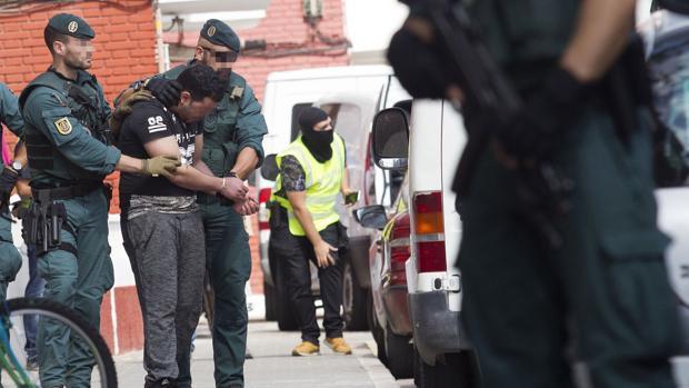 Detención en Vinaroz en septiembre de 2017 vinculada a los atentados de Barcelona y Cambrils