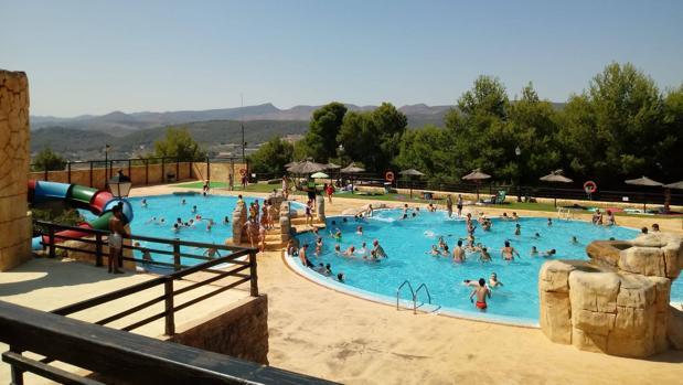 Imagen de Segóbriga Park tomada de su página oficial