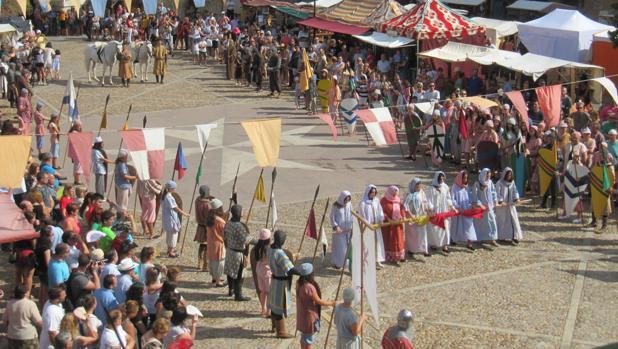 La localidad de Consuegra celebra su XXII edición