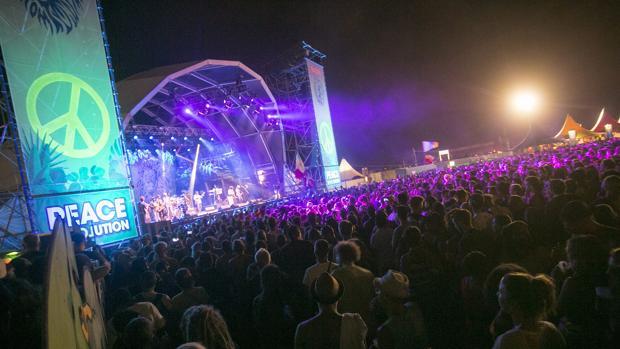 Imagen de archivo del Festival de otros años