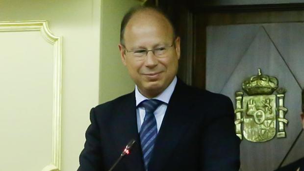 El diputado Mariano Pérez-Hickman