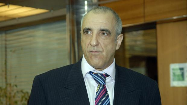 El empresario Victorino Alonso, apodado el «rey del carbón», en una imagen de archivo