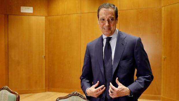 El expresidente de la Generalitat valenciana Eduardo Zaplana, en prisión preventiva