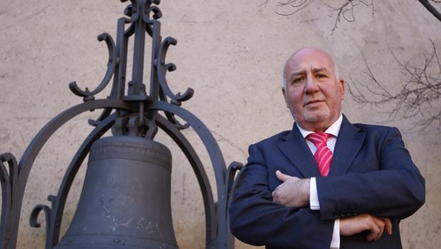 Tomás Serrano, candidato del PP a la Alaldía de Paracuellos del Jarama