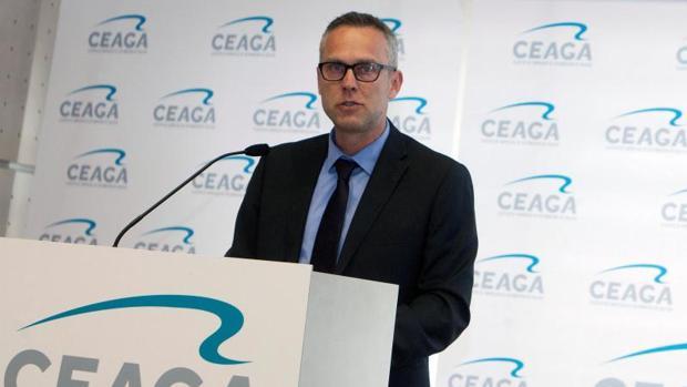 El director de la factoría de PSA Citroën en Vigo, Ignacio Bueno