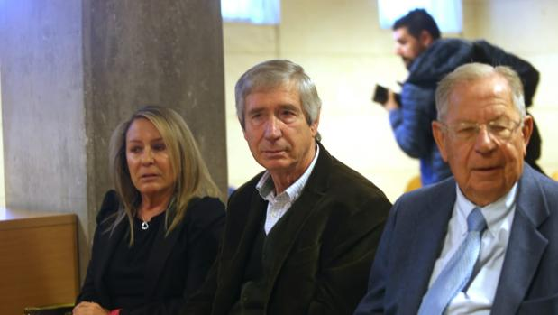 Marina Castaño, en el banquillo de los acusados