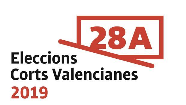 Imagen promocional de las Elecciones valencianas 2019