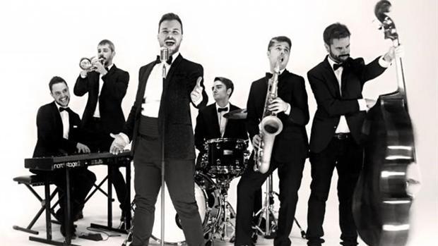 Alcain & The Silvers, una de las bandas de jazz que actuará en Sigüenza