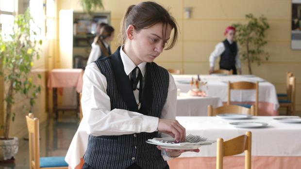 La hostelería es uno de los sectores en los que más crece la demanda de mano de obra durante el verano