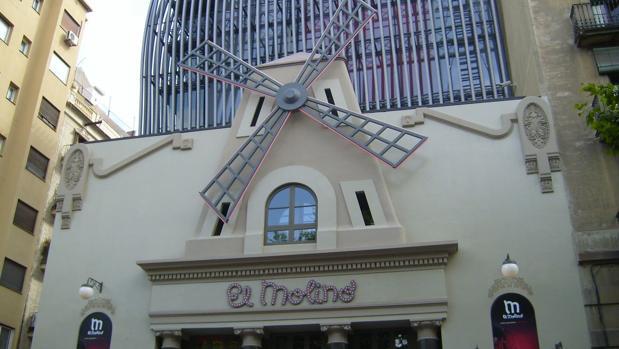El teatro El Molino es un símbolo de Barcelona