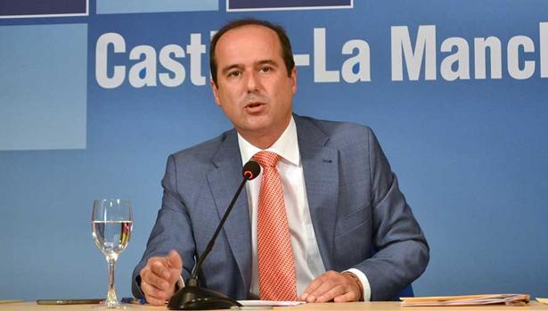 Alberto Rojo, nuevo alcalde de Guadalajara, en una imagen de archivo