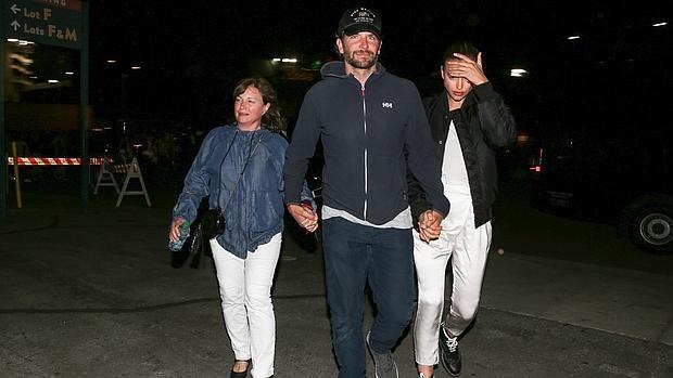 Olga Shaykhlislamova, Bradley Cooper e Irina Shayk