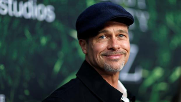 Brad Pitt, en el estreno de «The lost city of Z»