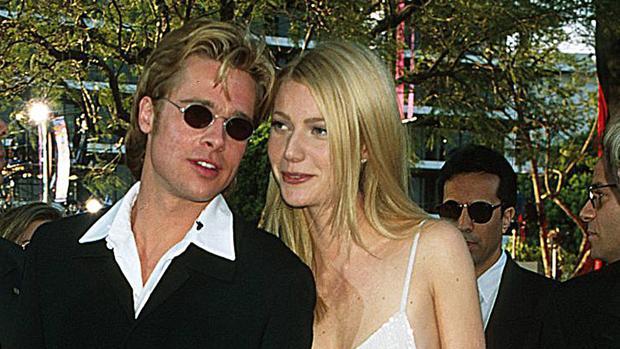 Curiosamente, los actores Brad Pitt y Gwyneth Paltrow, ambos con enfermedades raras, mantuvieron un romance