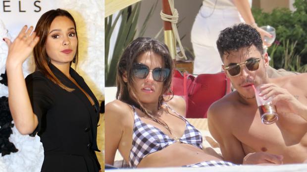 Gloria Camila, Sofía Suescun y Kiko Jiménez
