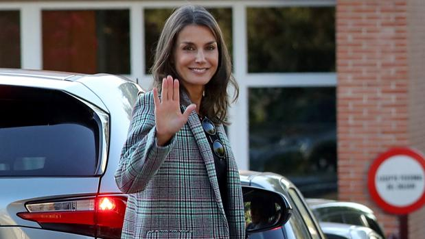 La Reina Letizia